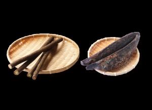 国産ごぼうと枕崎製造の鰹荒節を使用し、原料にこだわりました